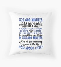 Measure In Love Throw Pillow