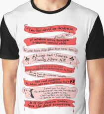 Best Quotes Graphic T-Shirt