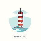 Lighthouse - فنار by haeptik