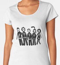 Misfits Lightning Women's Premium T-Shirt