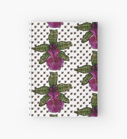 Pinque Trellis Hardcover Journal