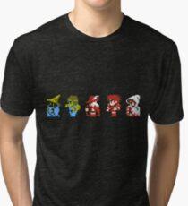 Final Fantasy - Team up Tri-blend T-Shirt