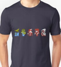 Final Fantasy - Team up T-Shirt