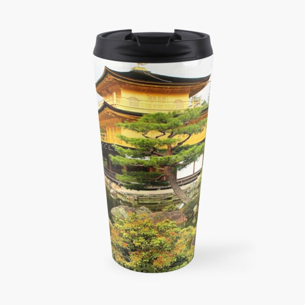 Kinkakuji (Golden Pavillion) Japan Travel Mug