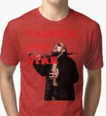Marty The Pop Sensation Tri-blend T-Shirt