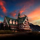 Multi Hues Sunset by John Poon