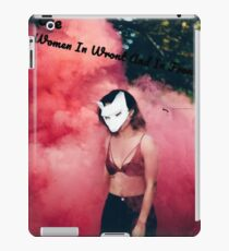 For the women iPad Case/Skin