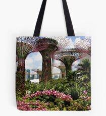 Gardens by the Bay, Singapore Tote Bag