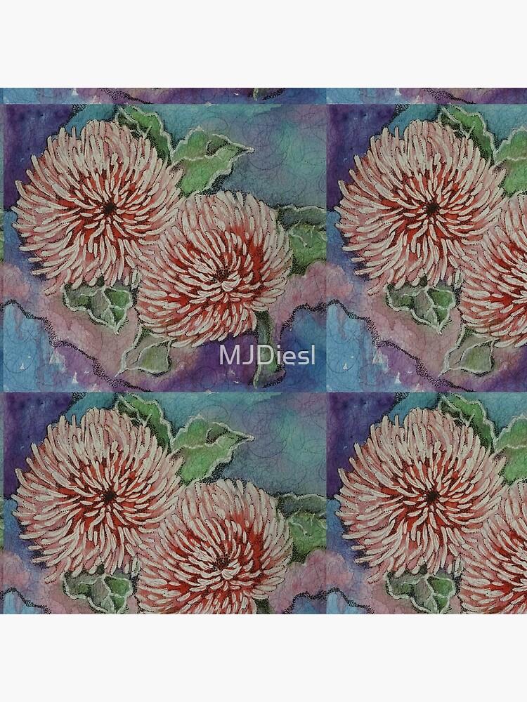 Giant Chrysanthemums by MJDiesl