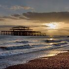 End of the pier by lizb