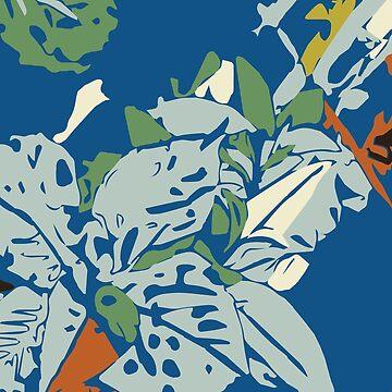 Jungle Blues by juliechicago