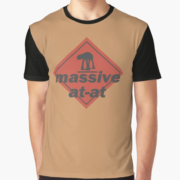 attack Graphic T-Shirt