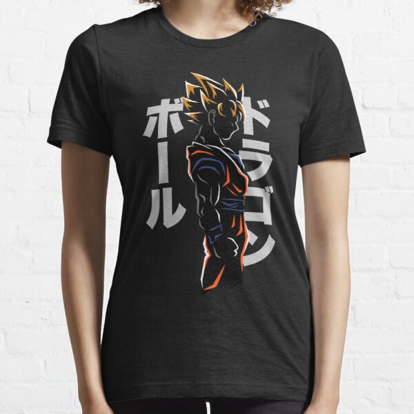 Katakana SSJ Camiseta esencial