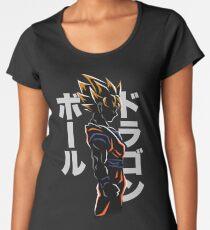 Katakana SSJ Women's Premium T-Shirt