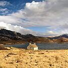 Arkle and Loch Stack by Jamie  Green