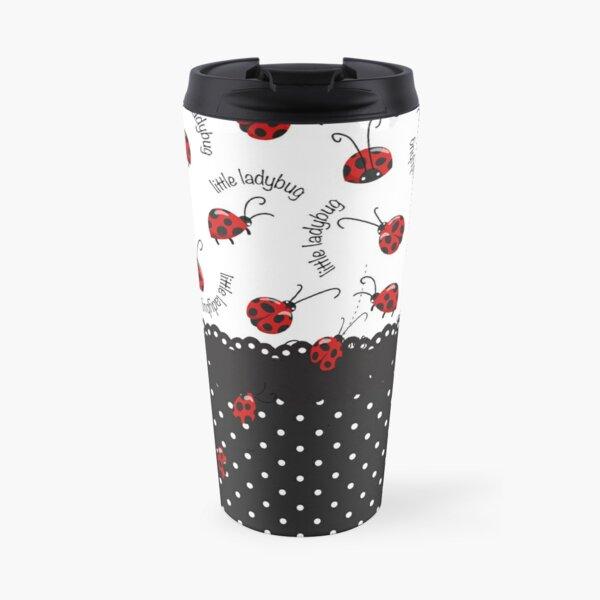 Ladybug Entwined Travel Mug