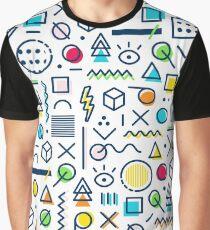 I love 80's. Graphic T-Shirt
