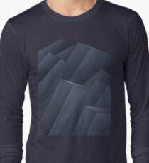 Isometric Waves  Long Sleeve T-Shirt