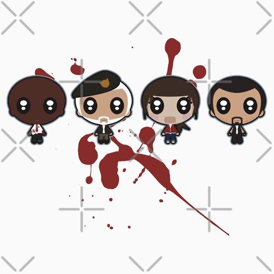 TShirtGifter presents: Left 4 Dead