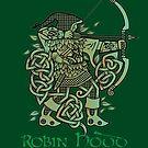 Robin Hood (Green Copper Version) by celthammerclub