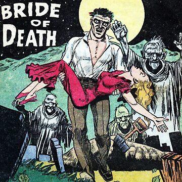 Bride of Death by Extreme-Fantasy