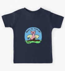 Ready for takeoff! Kids Tee