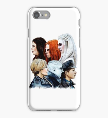 Let Us Be Strong iPhone Case/Skin