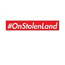 On Stolen Land (Red) by Badwinds Studios