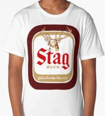 STAG Long T-Shirt