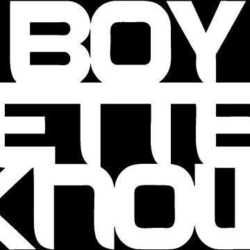 BBK WHITE LOGO by dariodeloof
