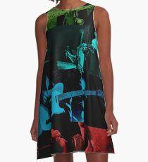 u2 full band A-Line Dress
