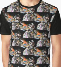 Fireworks of passion Graphic T-Shirt