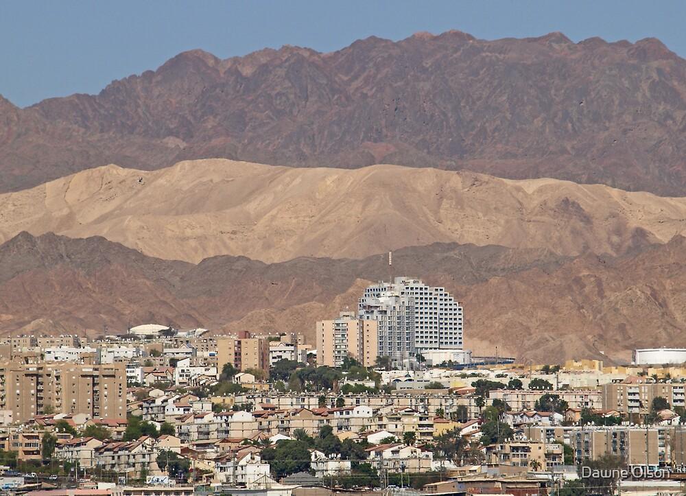 Eilat, Israel by Dawne Olson