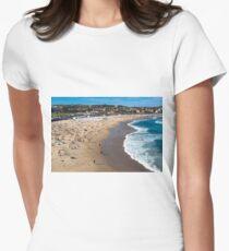Bondi Beach, Sydney, Australia. Women's Fitted T-Shirt