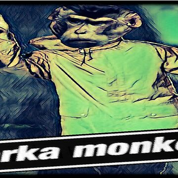Parka Monkey by Indiemp