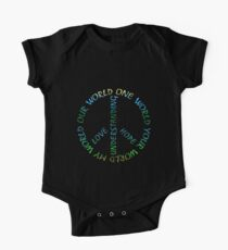 One World, Our World One Piece - Short Sleeve