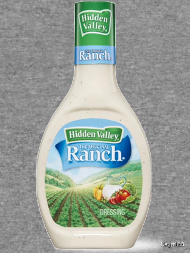 Natur-Tal versteckte Tal-Ranch - Hemd-Kasten-Aufkleber usw. von Naytt123