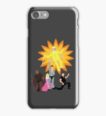 Dayman, Ahhhahhhhahhhhh! iPhone Case/Skin
