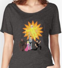 Dayman, Ahhhahhhhahhhhh! Women's Relaxed Fit T-Shirt