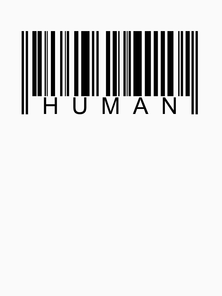 Human Barcode by np0341