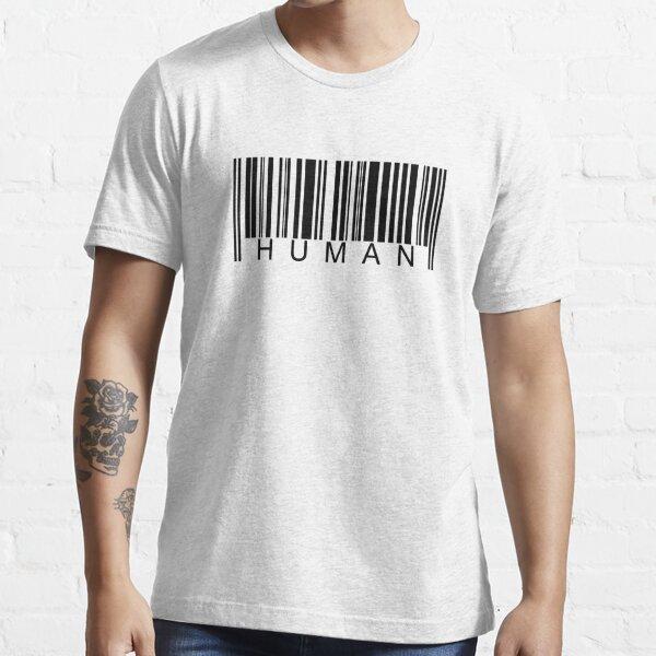 Human Barcode Essential T-Shirt