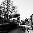 Street Contrast  by Simon McKenna