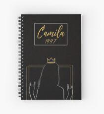 Cuaderno de espiral Camila Corona