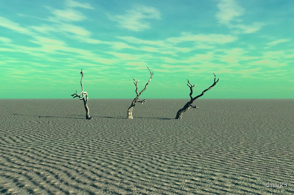 Arid Disaster by dmark3