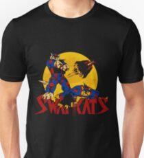 Swat Kats: T-Bone & Razor | Low Cost Merchandise Unisex T-Shirt