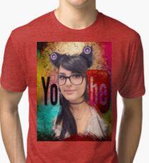 A Cruel Wolf Hero Tri-blend T-Shirt