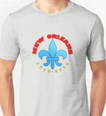 New Orleans 300th Anniversary Unisex T-Shirt