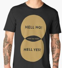 What the Venn? Men's Premium T-Shirt