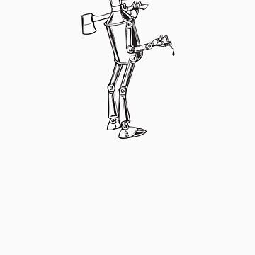 The Wonderful Wizard of OZ - Tin Man [v1.0] by DavidTribby