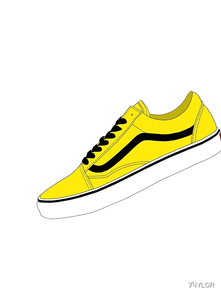 349dff4468ab Low Top Vans - Tawny Olive   Ochre   Yellow   Black
